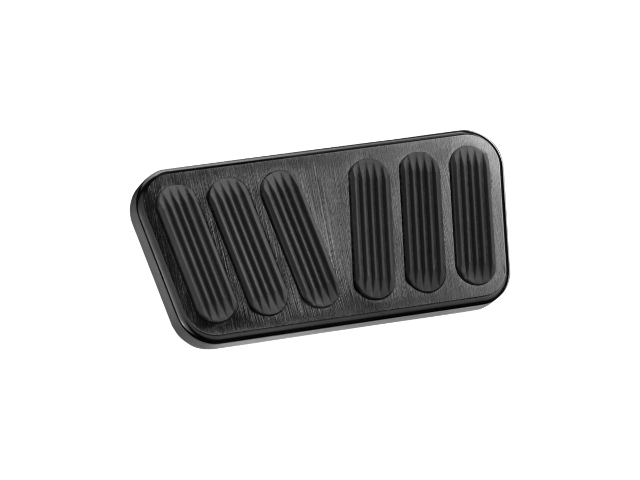 Tri-Five Flat Pedal Pad Black