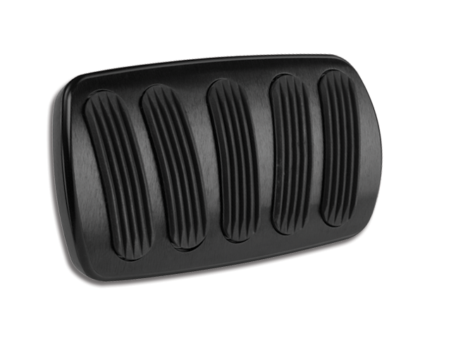 Tri-Five Curved Pedal Pad
