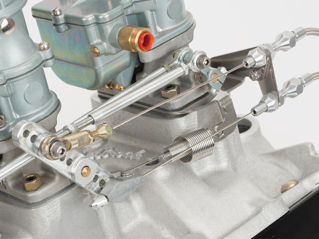 Lokar Carburetor Throttle Cable Bracket XTCB-4150;